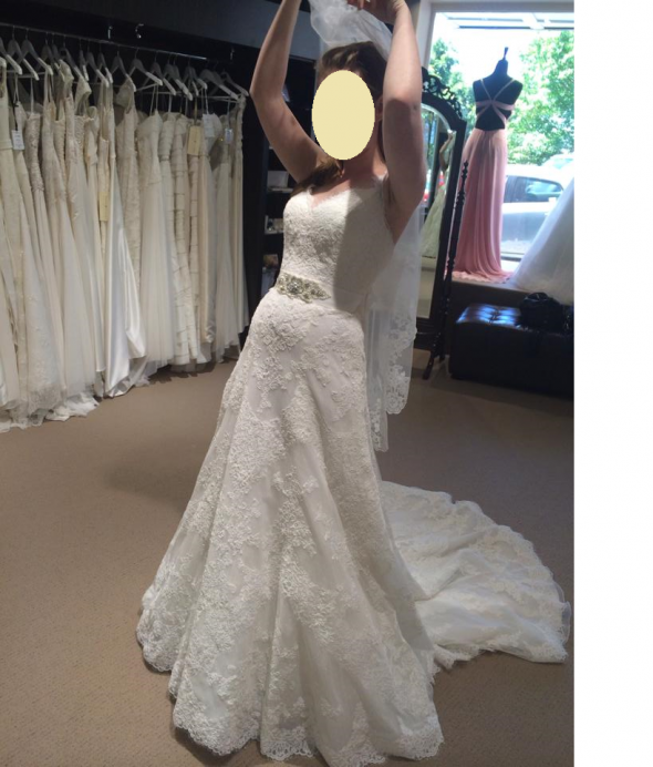 I FOUND THE GOWN!!!