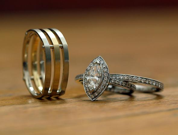 Mary Jane's Marquise and Mr. MJ's Custom Band
