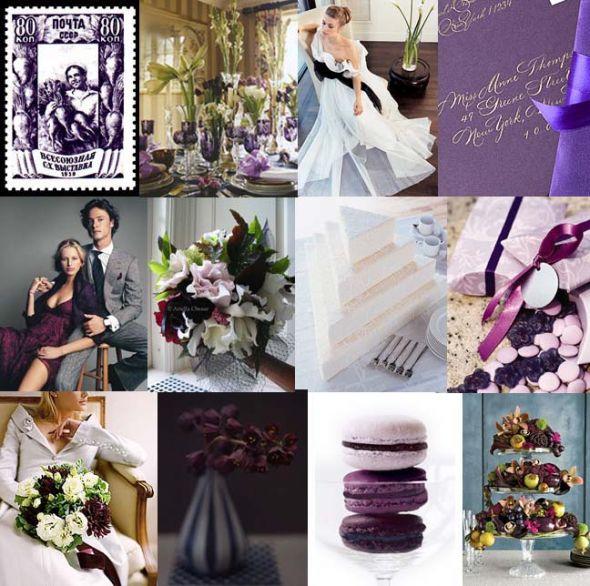 Magenta Fuschia Raspberry And Charcoal Grey Wedding On Pinterest