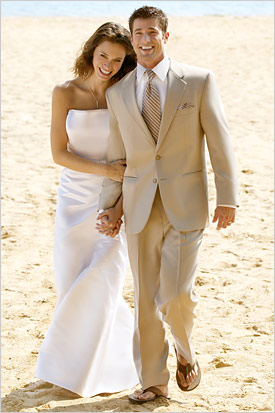 Groom Attire  Beach Wedding on Groom Groomsmen Attire   Wedding Groom Groom Suit2
