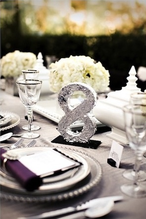 Can you help me find these table numbers wedding table numbers silver