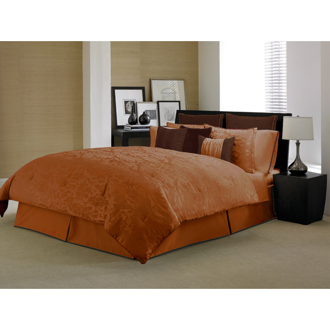 poll what color walls with burnt orange bedding weddingbee
