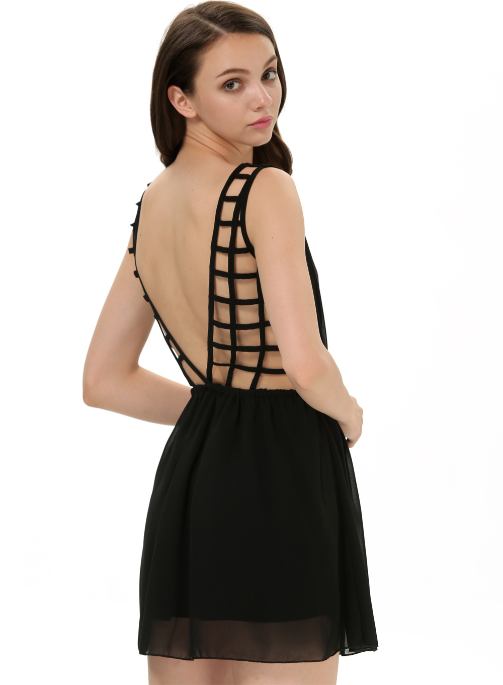 Dresses with cutouts appropriate to wear as a wedding guest? (POLL ...