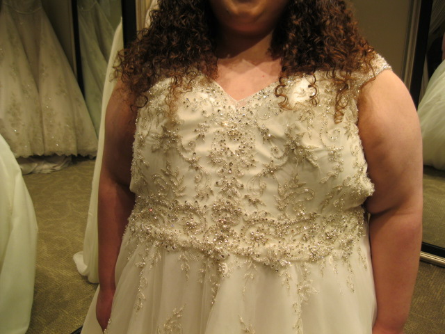 Real Plus Size Brides In Their Dressesplease Help
