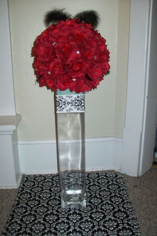 Msmonicka 39s New Centerpieces wedding Centerpieces 003