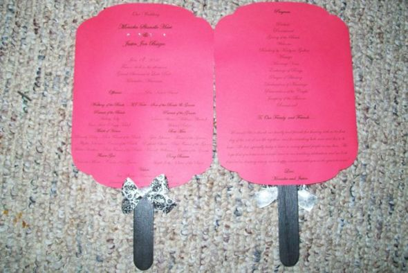Msmonicka's DIY Paddle Fan Programs