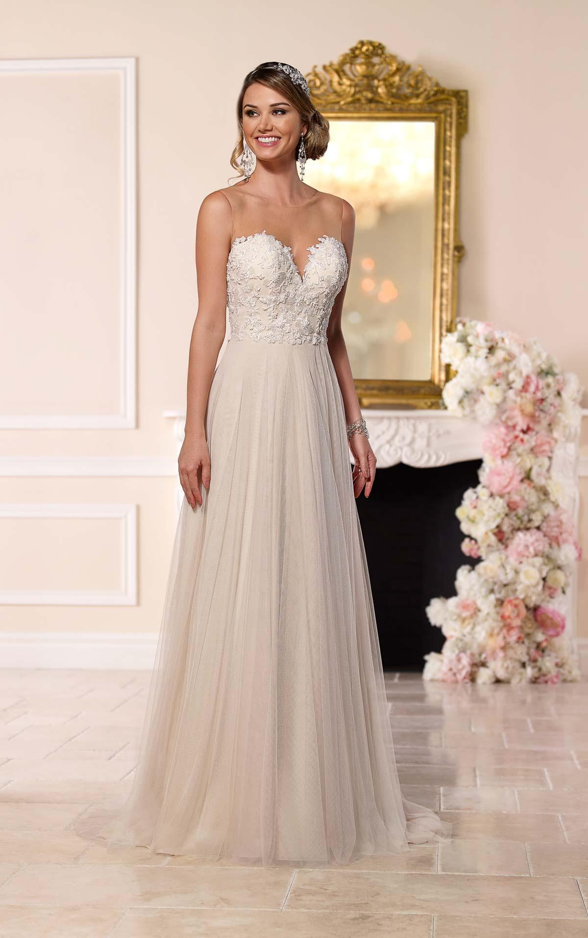 Stella York Dress style #6215
