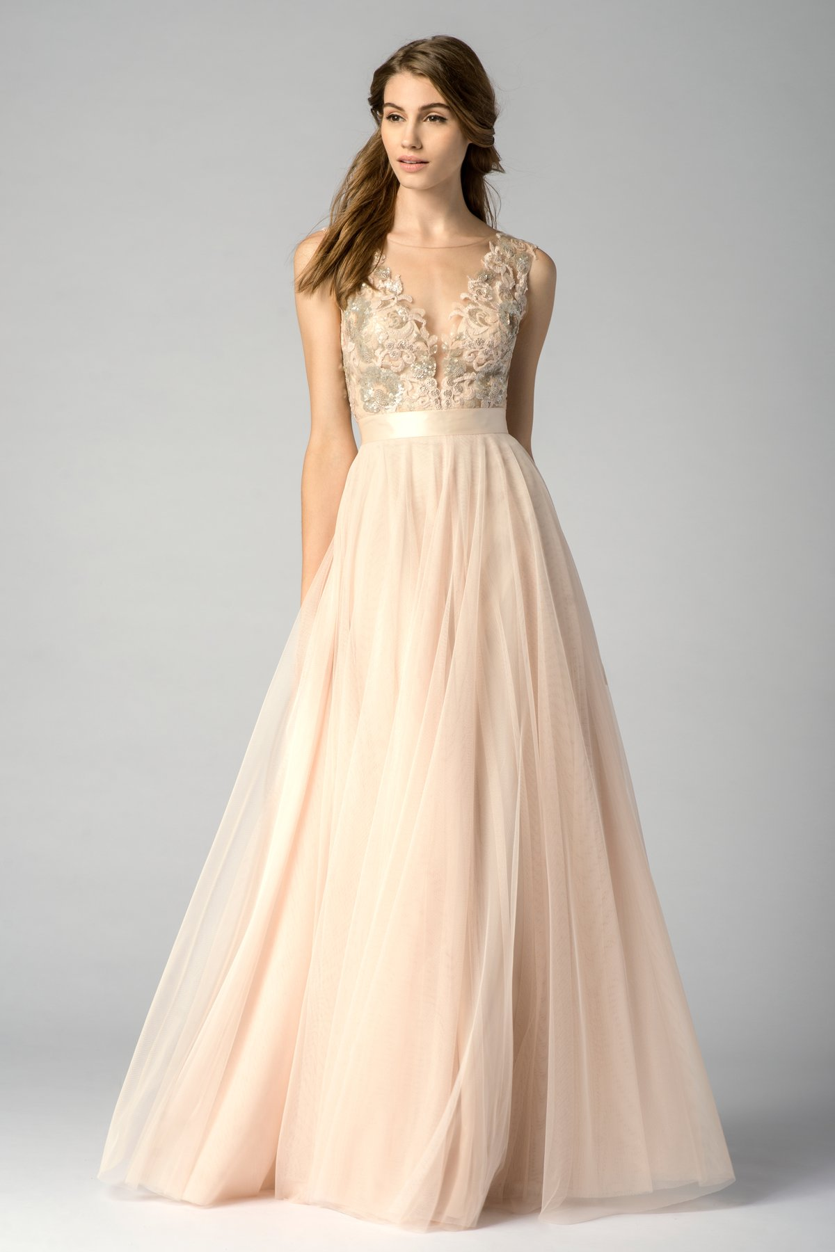 Has anyone ordered the Watters Sophia 7319i Gown?