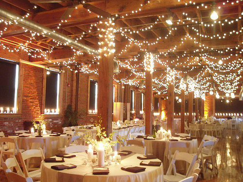 Cheap Wedding Lighting Ideas