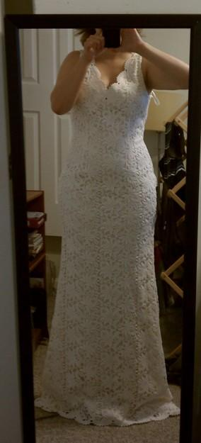 I Dont Know If Can Hem Shortned The Ann Taylor Dress And Im Wearing My Wedding Shoes In Picture Dsw Shoe Kelly