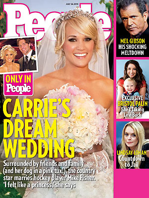 carrie underwood wedding hairstyle. wedding carrie underwood