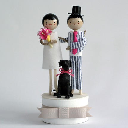 Let 39s See Pictures of your Cake Toppers wedding toppers cake topper Cake