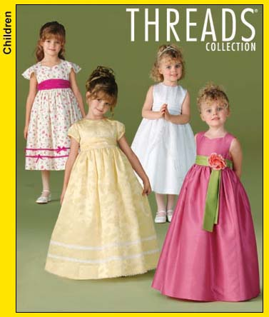 Free Dress Sewing Patterns on Girls Dress Patterns Free   Browse Patterns
