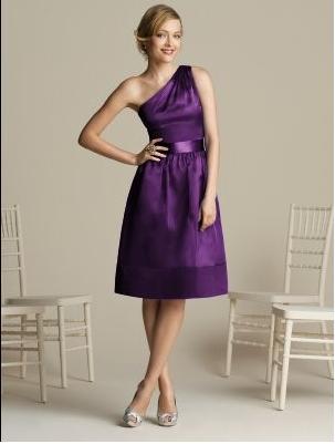 Maternity Bridesmaid Dress on Wedding Dresses    Short Purple Bridesmaid Dresses