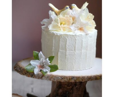 Rustic Cake Cupcake Stands wedding Rustic Wedding Cake Stand From