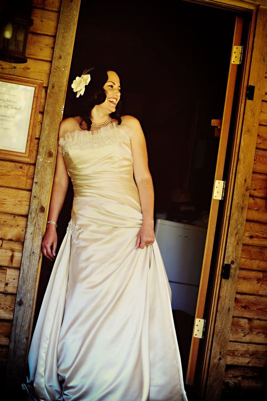 Light Gold Wedding Dress wedding light gold dress Dress In Door