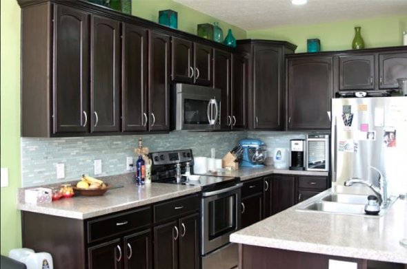 Very Best Black Kitchen Cabinets with Light Green 590 x 391 · 322 kB · png