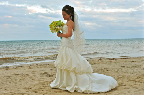CLOTHING Wedding Dress My Beach Wedding Dress posted 2 years ago