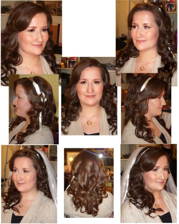Hairstyles for my ceremony and reception