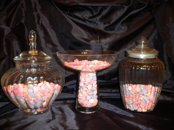 Wedding Bar Candy Decorative Jars wedding candy jars candy buffet jars