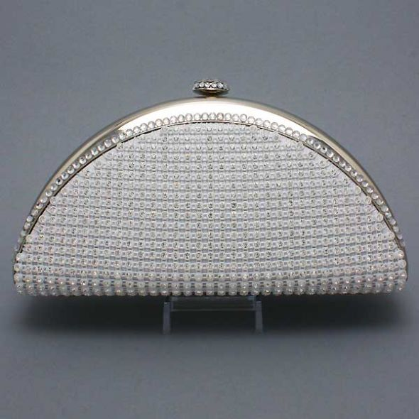 Item Number WA2287CL - White Clutches collection