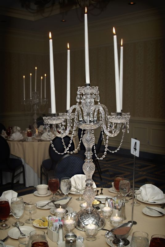 ELEGANT WEDDING CANDELABRA CENTERPIECES 33 TALL wedding 99009 Candelabra