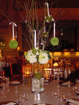 Help finding branches and vases for centerpieces wedding lantern branch