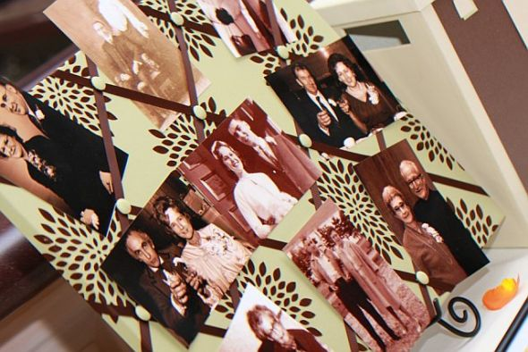 Honoring Relatives that Have Passed on at Your Wedding... :  wedding Grandparentsboard