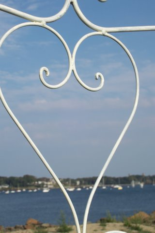 Bailey's Hill Park, Nahant MA - our ceremony!