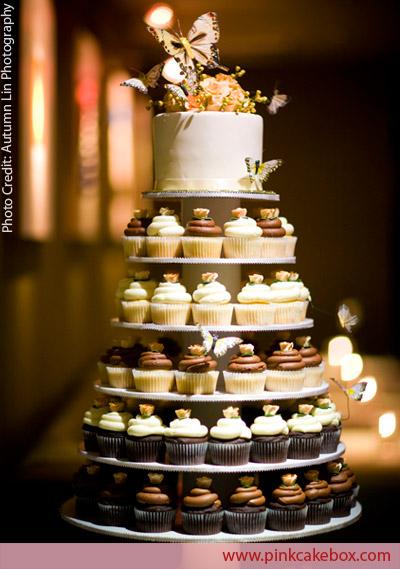 Cake or Cupcakes wedding cake cupcakes Cupcakes 6 months ago