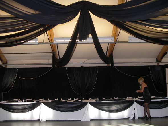 ceiling fabric wedding ceiling fabric swag curtains backdrop rose