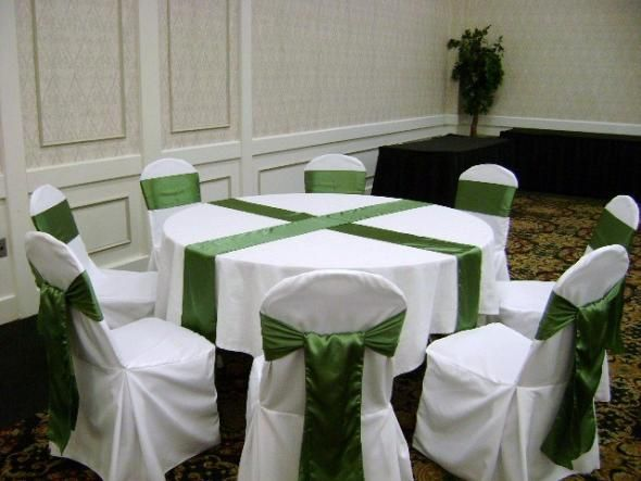 My daughters wedding is peacock themed and she wants Royal Blue tablecloths