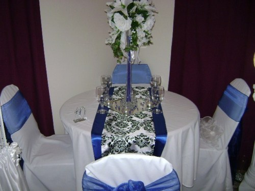 damask table runner wanted or other itmes wedding damask decor ceremony
