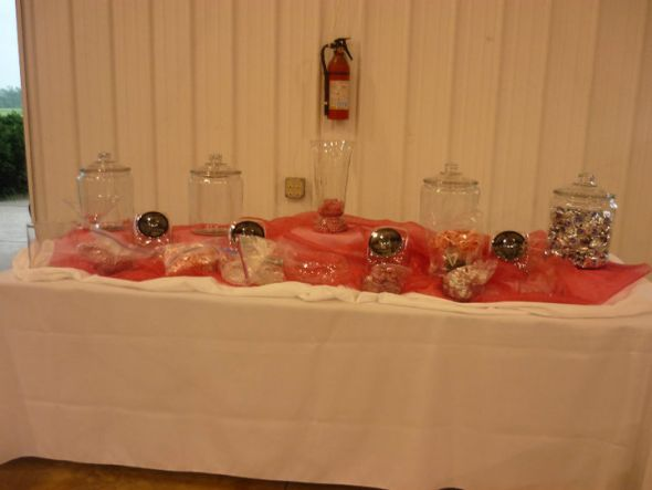 candy buffet containers. I have 18 candy buffet