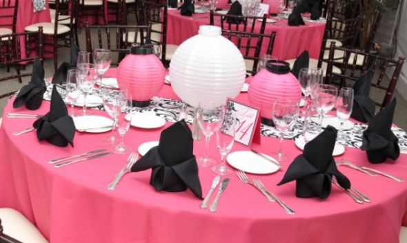 pink wedding ideas | Reference For Wedding Decoration