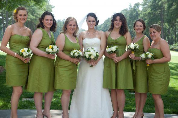 J.Crew Bridesmaid Dresses