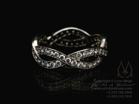Ribbon/Criss-Cross/Infinity-style wedding band? : wedding ribbon criss