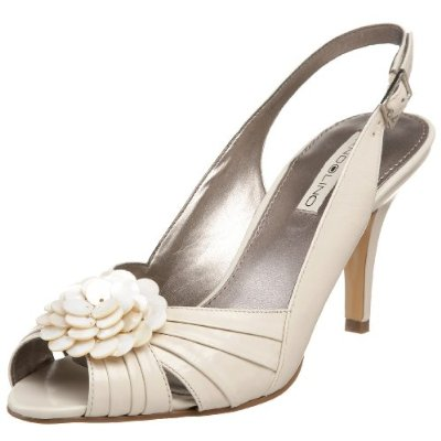 Which color are your wedding shoes wedding shoes color Ivory 2
