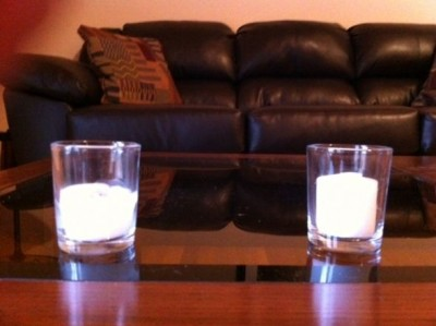 For Sale: New & Used White Candles & Votives - $60 :  wedding candles votives CandlesVotives