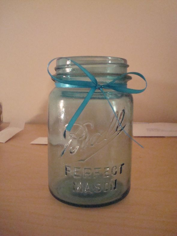 30 pintsize antique mason jars wedding mason jars centerpieces teal