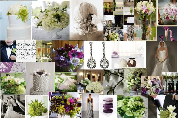 Brides BEES Whats Your Wedding Colors wedding flowers daisies color
