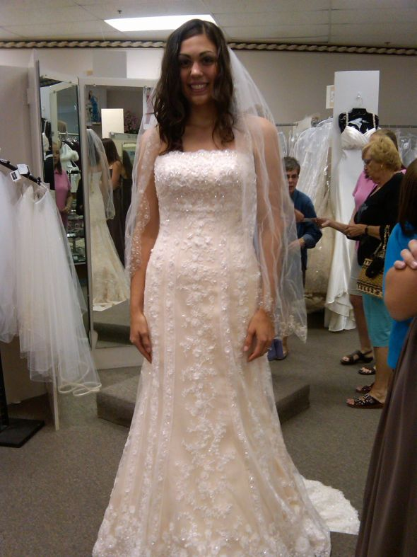2nd Choice Dresses wedding Dress With Slip 1 year ago