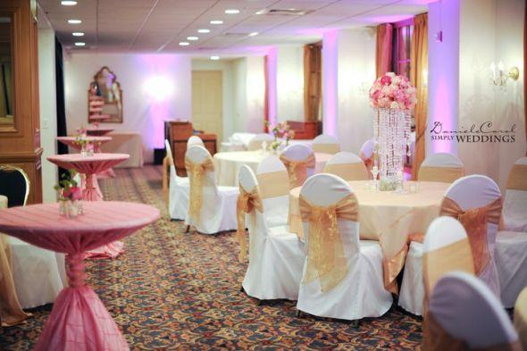 Emms S Blog Baroque Damask Table Number Frames Wedding Decor