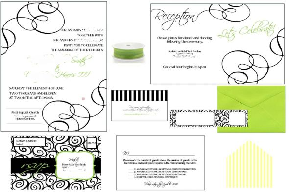 Invitation DraftHelp wedding invitations diy Invitationsuite2