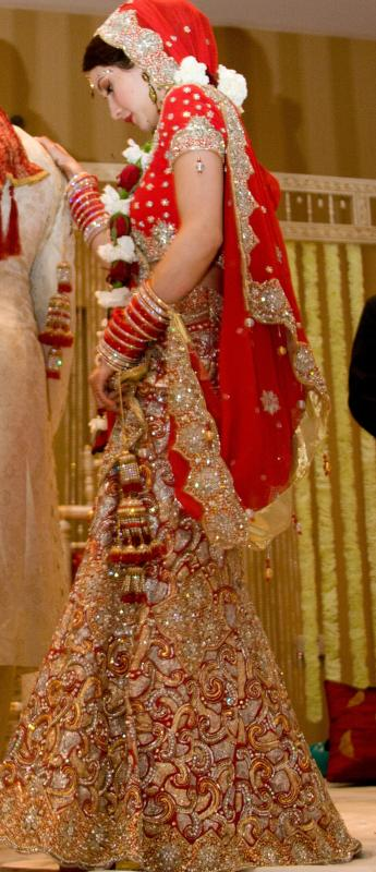 indian wedding dresses red and gold wedding dresses in jax