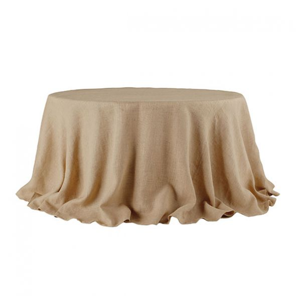 Burlap Linens and More wedding burlap linens tablecloths runners