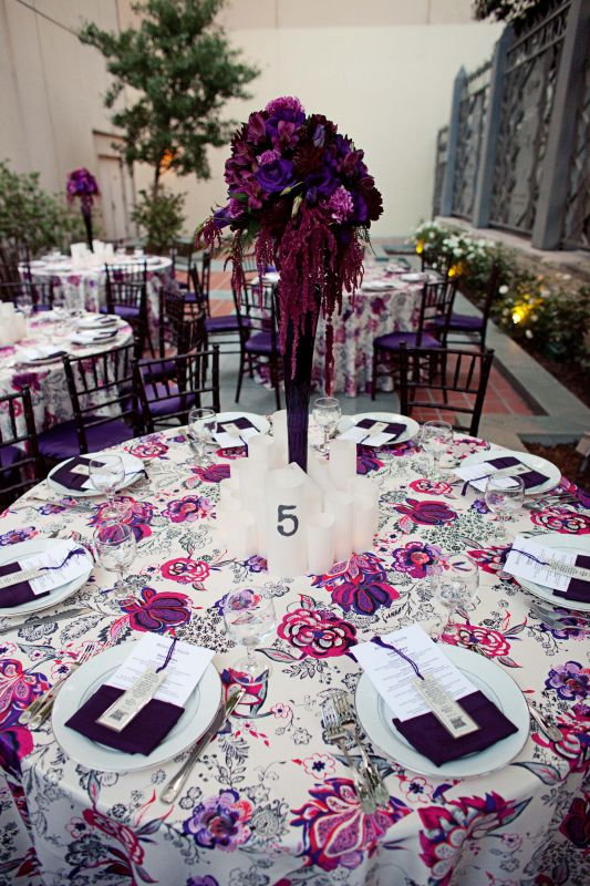 Brides Using Eggplant As A Color Need Your Advice Wedding 5740928