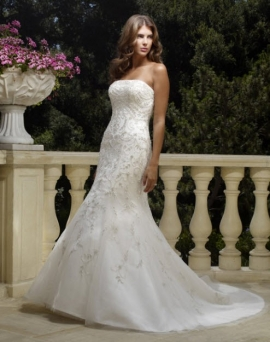 Indian/Italian Fusion wedding dress