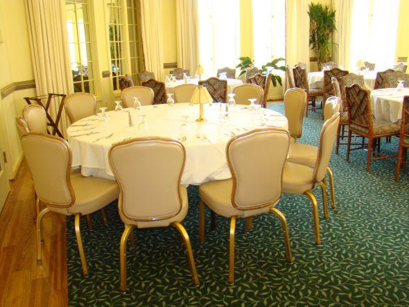 Wedding Floor Length Table Cloths