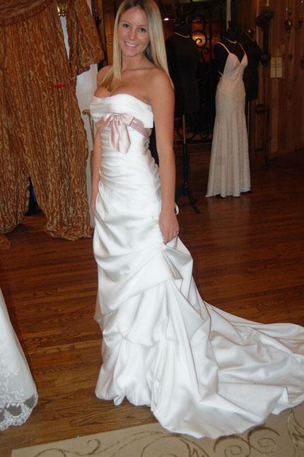 Jewelry & Veil with my wedding dress?